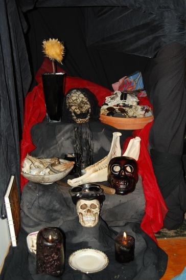 Dead Gods altar 2007